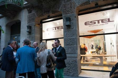 Showroom Barcelona Estel Service
