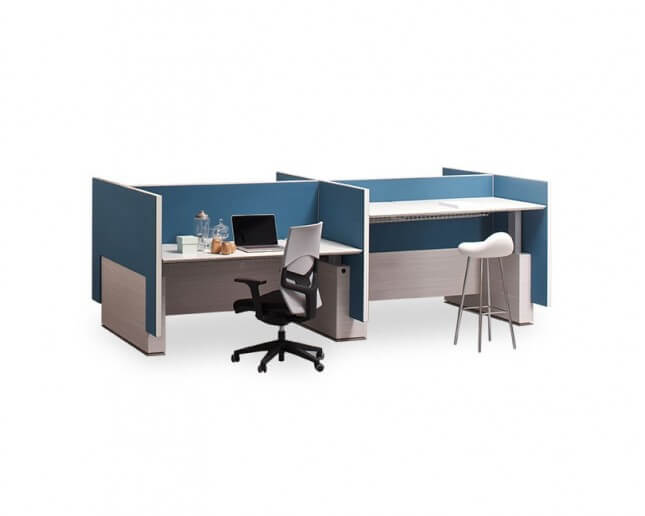 EVO KUBIC SIT AND STAND MESA OFICINA