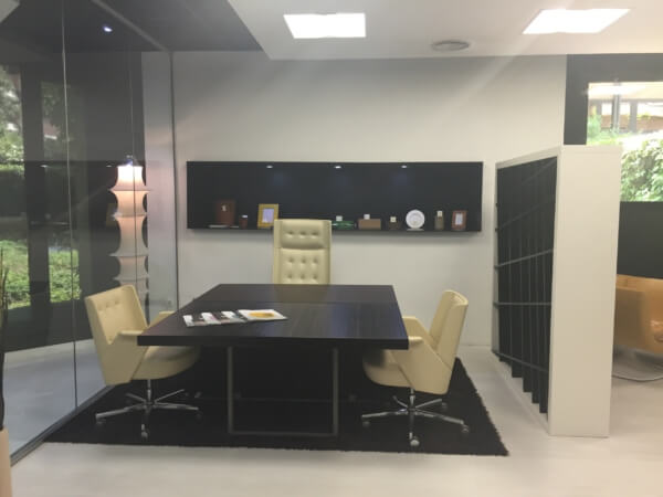 Madrid Oficinas Showroom