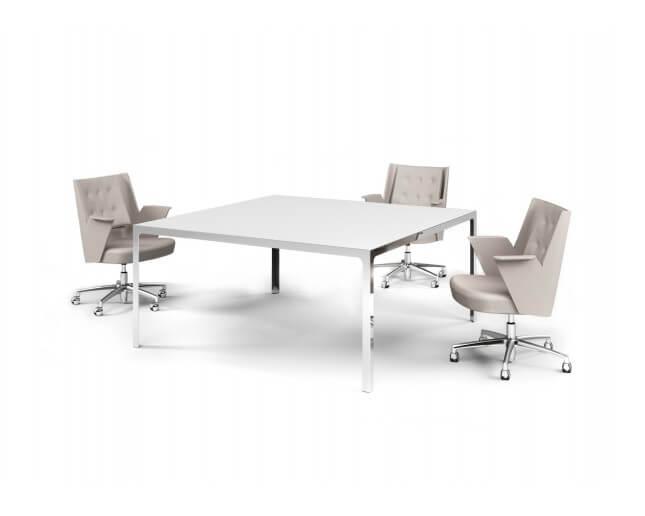 MORE mesa de reuniones cuadrada