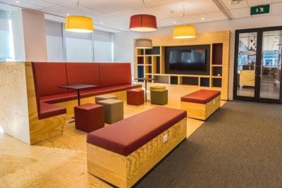 Trabajo inteligente oficinas mobiliario
