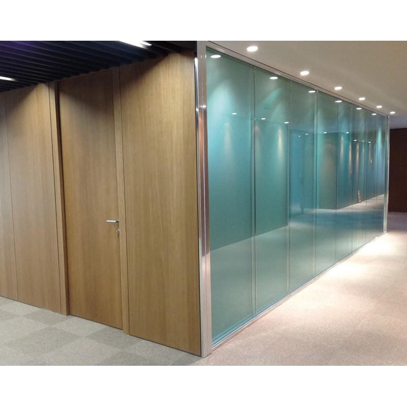 Particiones vidrio oficina Silentbox