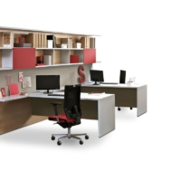 Mueble pared oficina Workwall